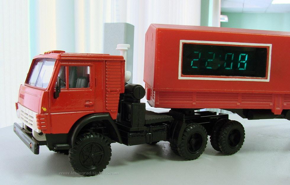 "автомобиля ""КАМАЗ-5410""с"